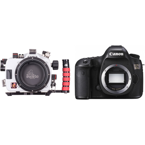Ikelite Underwater Housing and Canon EOS 5DS DSLR Camera Body Kit