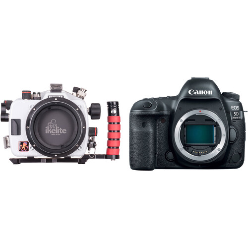 Ikelite Underwater Housing and Canon EOS 5D Mark IV Camera Body Kit