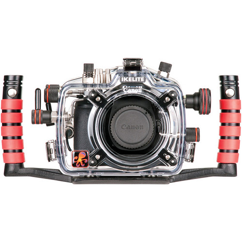 Ikelite Underwater Housing with Canon EOS 70D DSLR Camera Body Kit