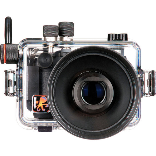 Ikelite Underwater Housing with Canon PowerShot G16 Digital Camera Kit