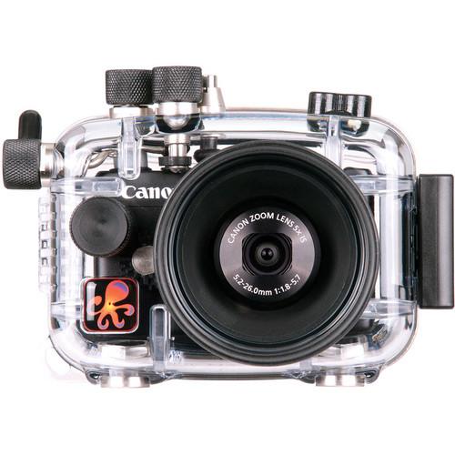Ikelite Underwater Housing with Canon PowerShot S120 Digital Camera Kit