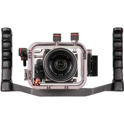 Ikelite Underwater Housing with Canon VIXIA HF G30 Full HD Camcorder Kit