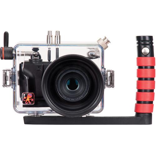 Ikelite Underwater Housing with Sigma DP2 Merrill Compact Digital Camera Kit