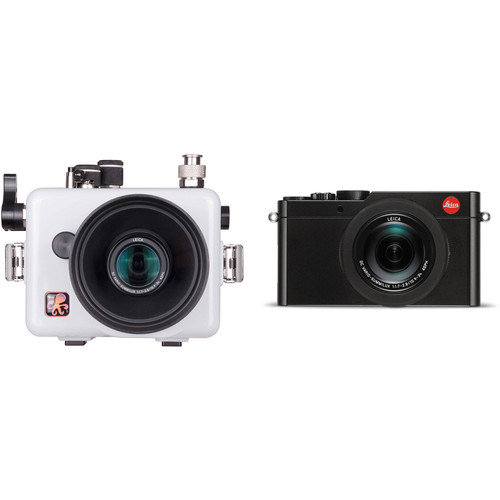 Ikelite Updated Underwater Housing with TTL Circuitry and Leica D-LUX (Typ 109) Camera Kit