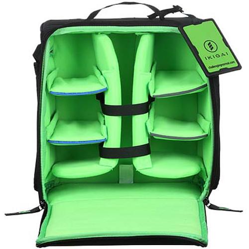 Ikigai Camera Cell Gear Bag (Medium, Black)