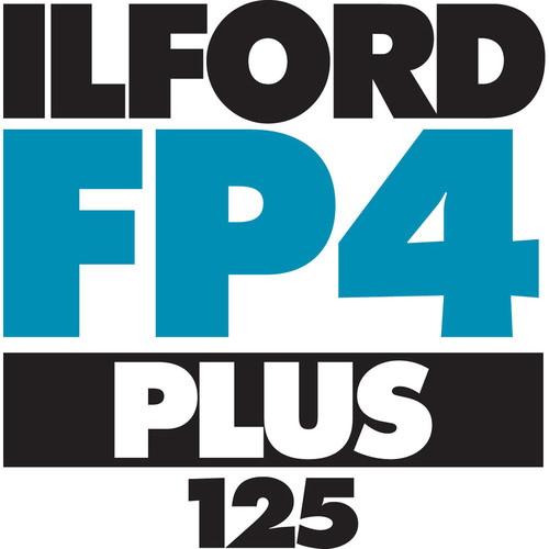 Ilford FP4 Plus Black and White Negative Film (9cm x 50' Roll, Emulsion-In)