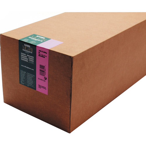 "Ilford Multigrade FB Classic Gloss Variable Contrast Paper (50"" x 98' Roll)"