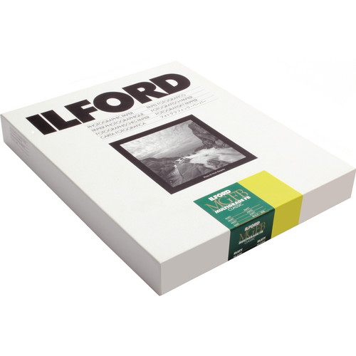 """Ilford Multigrade FB Classic Matt Variable Contrast Paper (12 x 16"""", 50 Sheets)"""