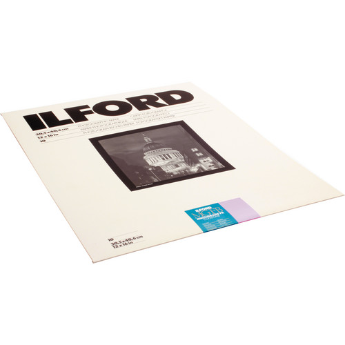 "Ilford Multigrade FB Cooltone Variable Contrast Paper (11 x 14"", 10 Sheets)"