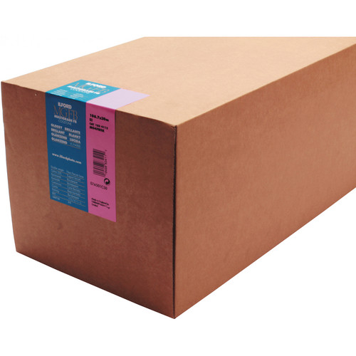 """Ilford Multigrade FB Cooltone Variable Contrast Paper (42"""" x 98' Roll)"""