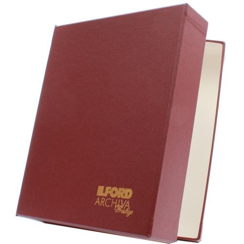 """Ilford Archiva Prestige Portfolio Box (8 x 10"""")"""