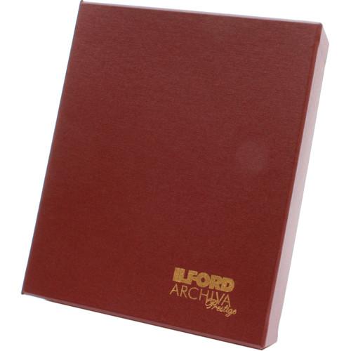 """Ilford Archiva Prestige Portfolio Negative Box (11.75 x 16.5"""", A3)"""