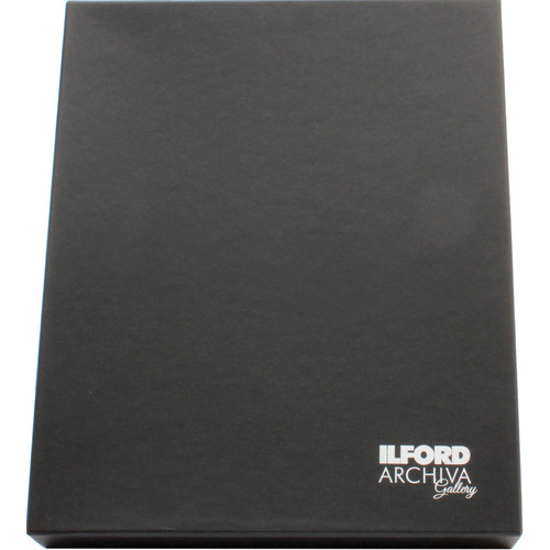 "Ilford Archiva Gallery Shoebox (4 x 6"")"