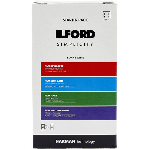 Ilford Simplicity Film Kit