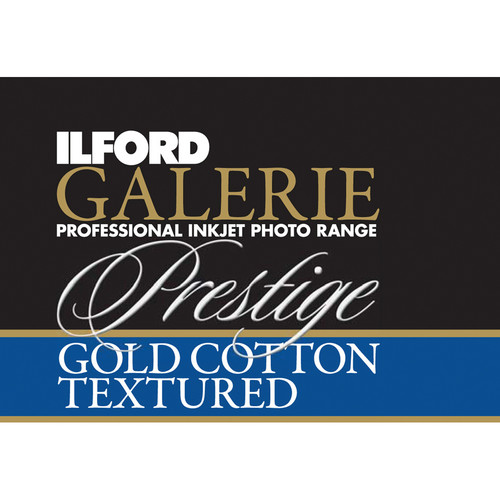 "Ilford GALERIE Prestige Gold Cotton Photo Paper (17"" x 50' Roll)"