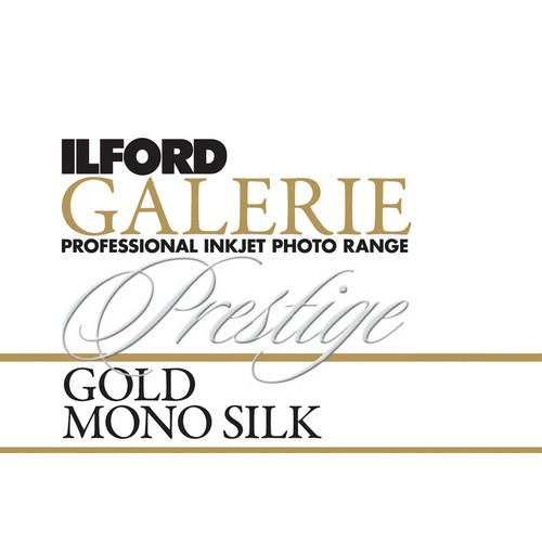 """Ilford GALERIE Prestige Gold Mono Silk Paper (17"""" x 39' Roll)"""