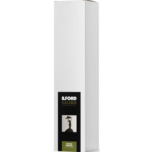 "Ilford GALERIE Prestige Canvas Natural (17"" x 39' Roll)"
