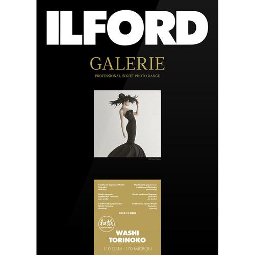 Ilford Washi Torinoko Fine Art Paper: GPWT7 4x6-50 Sheet Count