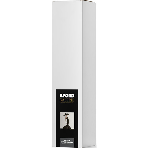 "Ilford Galerie Smooth Cotton Sonora 44""x49' (Roll)"