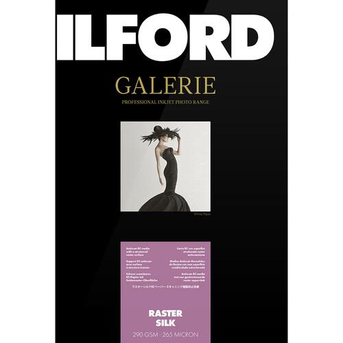 "Ilford GALERIE Prestige Gold Raster Silk Paper (8.5 x 11"", 25 Sheets)"