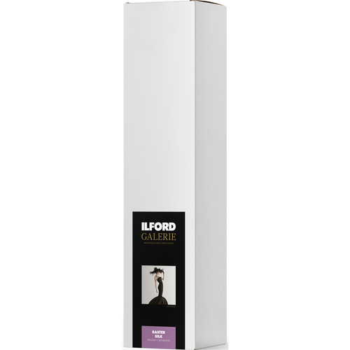 "Ilford GALERIE Prestige Gold Raster Silk Paper (24"" x 50' Roll)"