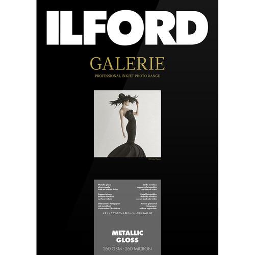 "Ilford GALERIE Prestige Metallic Gloss Paper (13 x 19"", 50 Sheets)"