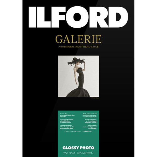"""Ilford Galerie Glossy Photo (4 x 6"""", 100 Sheets)"""