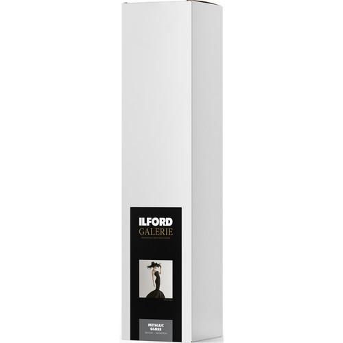"""Ilford GALERIE Prestige Metallic Gloss Paper (24"""" x 100' Roll)"""