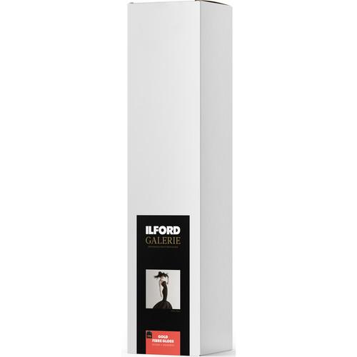 """Ilford GALERIE Prestige Gold Fibre Gloss (50"""" x 39', Roll)"""