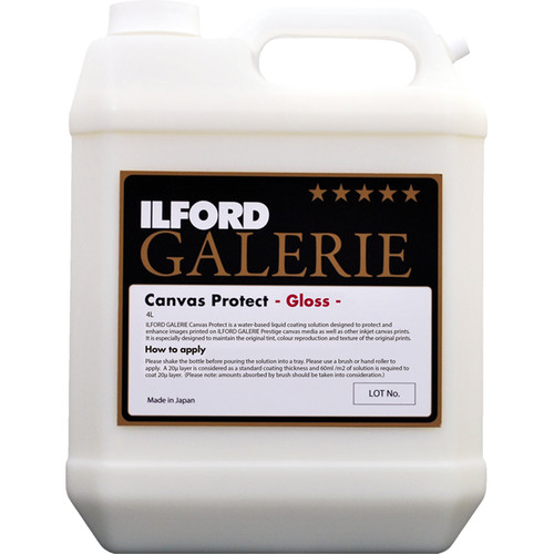 Ilford Galerie Canvas Protect 4L (Glossy)