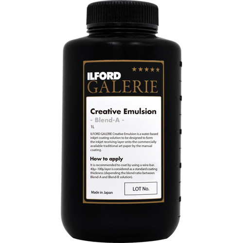 Ilford Galerie Creative Emulsion Blend A
