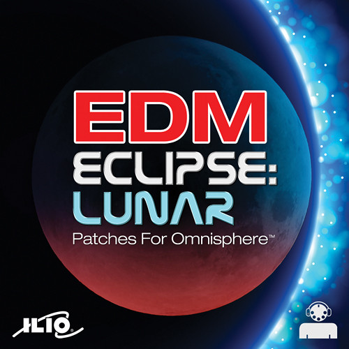 ILIO EDM Eclipse Lunar Patches for Omnisphere (Download)