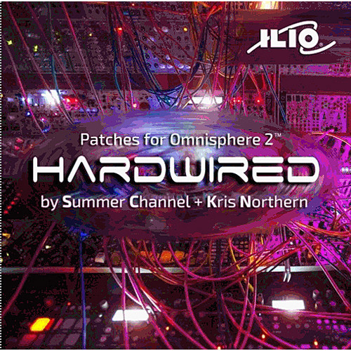 ILIO Hardwired Patch Library for Omnisphere 2 (Download)