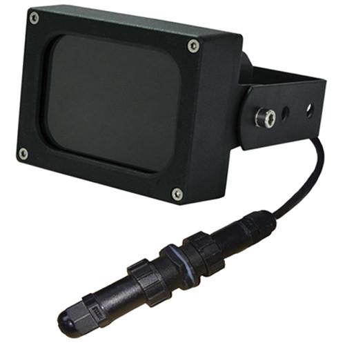 Iluminar IRC132-PoE Series Short Range 850nm IR PoE Illuminator for True Day/Night CCTV Camera (45°, Black)