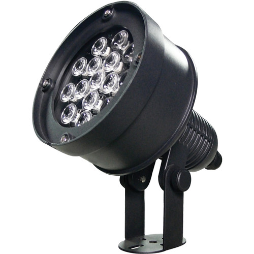 Iluminar IRC300 Series Medium-Range IR Illuminator (850nm, 40°, Black)