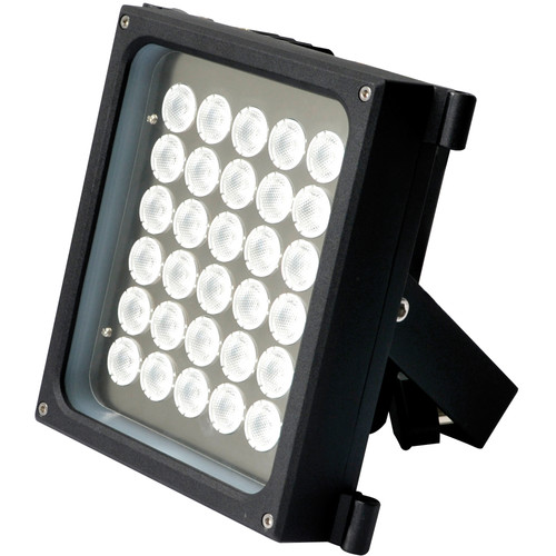 Iluminar WLC250 Series Super Long Range White Light Illuminator (116', 60°, Black)