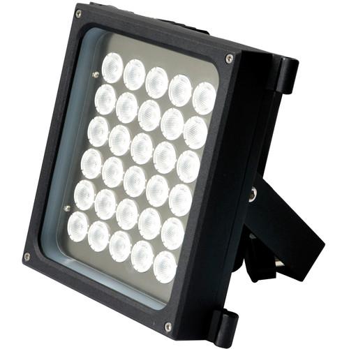 Iluminar WLC250 Series Super Long Range White Light Illuminator (76', 90°, Black)