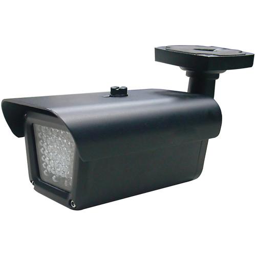 Iluminar WLC50 Series Short-Range White Light Illuminator (50', 60°, Black)