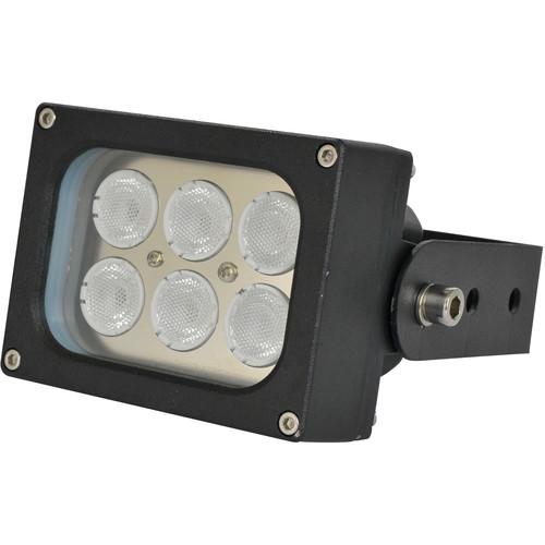 Iluminar WLC99 Series Short-Range White Light Illuminator (17', 90°, Black)