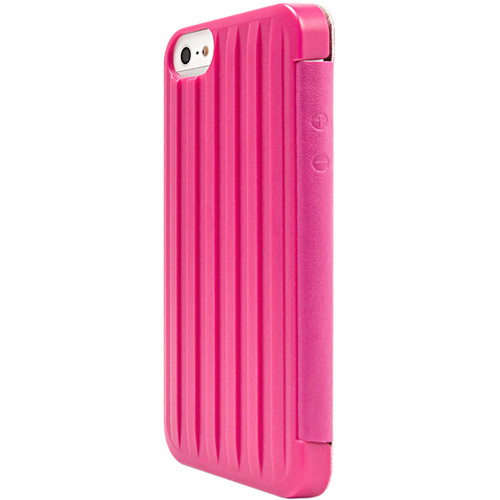 iLuv Bolster Case for iPhone SE (Pink)