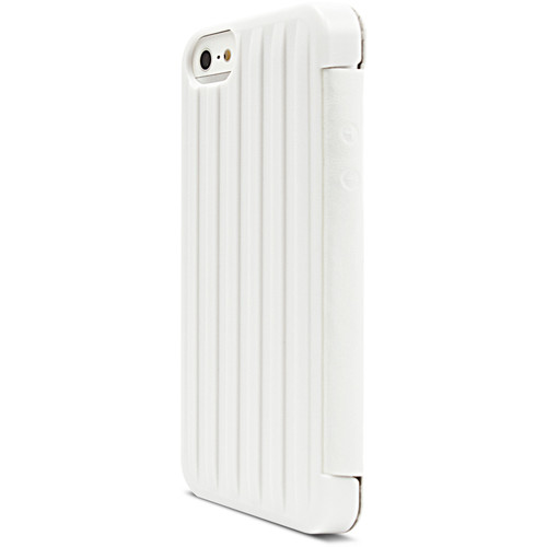 iLuv Bolster Case for iPhone SE (White)