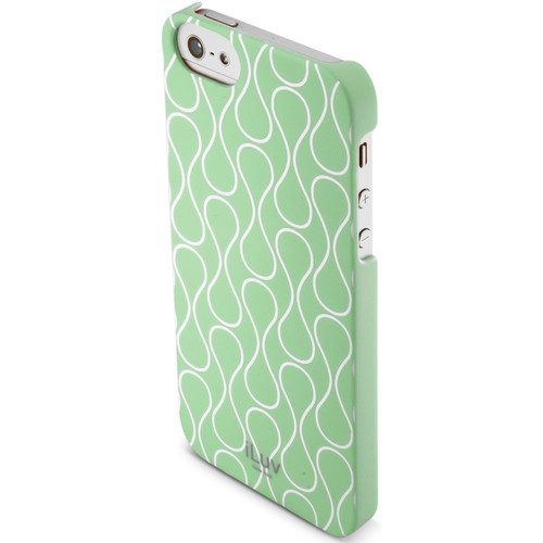 iLuv Festival Case for iPhone SE (Green)