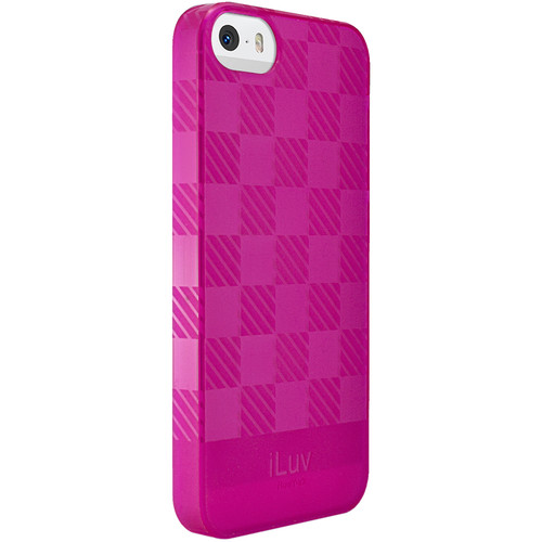 iLuv Gelato Case for iPhone 5/5s/SE (Pink)