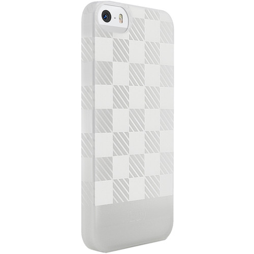 iLuv Gelato Case for iPhone 5/5s/SE (White)