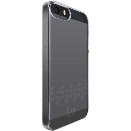 iLuv Gossamer Gaudi Hardshell Case for iPhone SE (Clear)