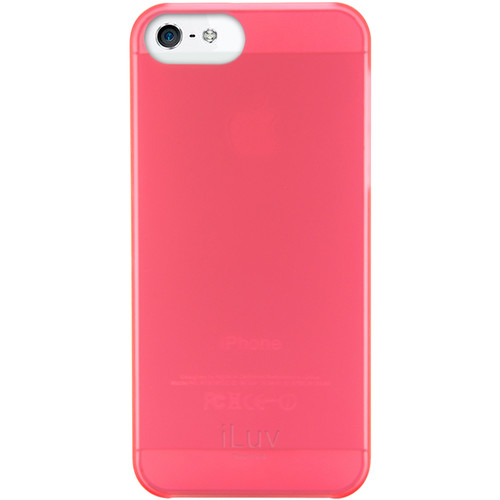 iLuv Overlay Case for iPhone SE (Pink)
