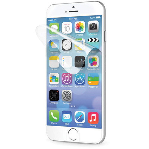 iLuv Clear Protective Film Kit for iPhone 6/6s