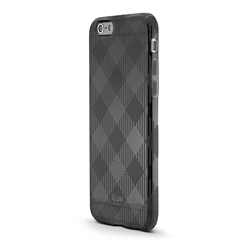 iLuv Gelato Case for iPhone 6/6s (Black)