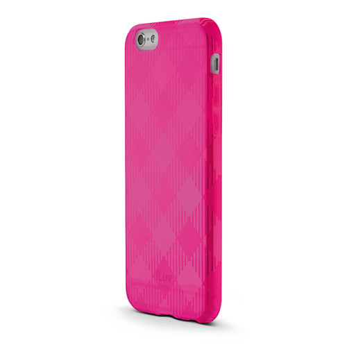 iLuv Gelato Case for iPhone 6/6s (Pink)