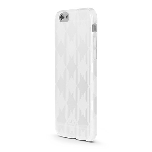 iLuv Gelato Case for iPhone 6/6s (White)